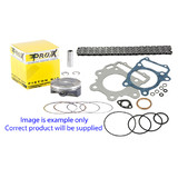 KAWASAKI KX450F STAGE 2 TOP END ENGINE PARTS REBUILD KIT 2006 - 2008