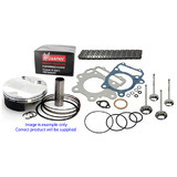 HONDA CRF250R STAGE 3 TOP END ENGINE PARTS REBUILD KIT 2008 - 2009