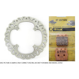 Honda CR80 1996 - 2002 ProX Front Disc & Brake Pads