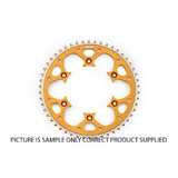 KAWASAKI KX500 TALON GOLD REAR SPROCKET 1987 - 2001 43 TOOTH