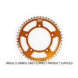 KTM65 SX TALON ORANGE REAR SPROCKET 2000 - 2014 48 TOOTH