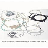 HONDA CR250 WINDEROSA COMPLETE GASKET KIT 2005 - 2007