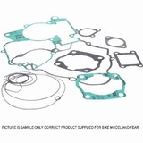 KAWASAKI KX125 WINDEROSA TOP END GASKET KIT 1989 - 1989