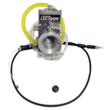 Honda CR500 1984 - 2001 Lectron 40mm Power Jet Carburetor Starter Kit