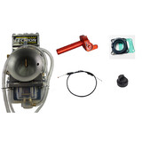 KTM 300EXC 2017 Lectron 38mm High Velocity Power Jet Carb Starter Kit