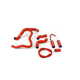 Aprilia RSV41000 R 2011 - 2015 Samco Radiator Hose Kit Red