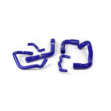 BMW R1200GS /Adventure 2013 - 2015 Samco Radiator Hose Kit Blue