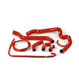 Ducati 1198R/S R/S 2009 - 2011 Samco Radiator Hose Kit Red