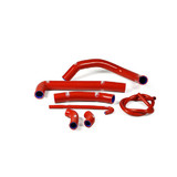 Ducati 1199 Panigale R 2012 - 2014 Samco Radiator Hose Kit Red