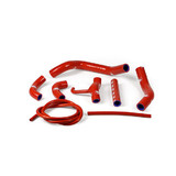Ducati 1200 Multistrada 2010 - 2014 Samco Radiator Hose Kit Red