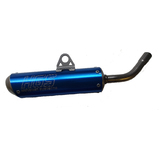 KTM65 SX 2016 - 2017 HGS Exhaust Muffler Blue MX Parts