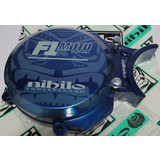 Kawasaki KX85 Nihilo Ignition Cover & Case Saver Blue 05 - 19