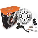Husqvarna FX250 2017 Moto-Master Super Moto 320mm Oversize Brake Kit