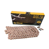 GasGas CR250 1994 - 1999 RHK Gold MX Chain