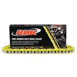 for KTM144 SX 2007 - 2010 RHK Yellow X Ring Chain
