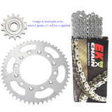 Aprilia RS4 125 2012-2015 O-ring chain & Steel sprocket kit