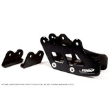 Honda CRF250 R 2002 - 2004 RHK Pro Rear Chain Guide Black MX Bling