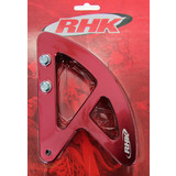 Honda CR125 2002 - 2007 RHK Rear Disc Guard Red