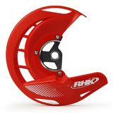 Honda CRF450 R 2004 - 2017 RHK Front Disc Guard Red