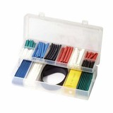 Bikeservice Heat ShrinkTube Set (171 Piece)