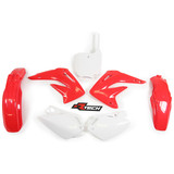 Honda CR85 2003 - 2007 RTECH OEM Replica Plastic Kit