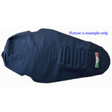 KTM125 EXC 2002 - 2010 Wave Seat cover Blue