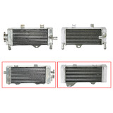 Honda CRF250 R Radiators Standard Pair 2010 - 2013