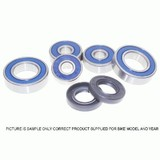 Honda CR125 Prox Rear Wheel Bearing Kit 2000 - 2007